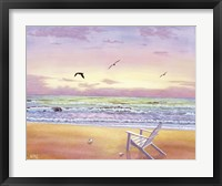 Framed Beach Colors