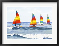 Framed Sail Colors