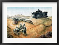 Framed Rough Riders