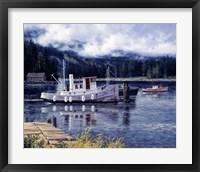 Framed Swift Bay