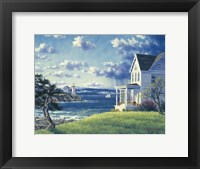 Framed Admirality Lighthouse