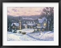 Framed Winter Memories