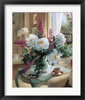 Framed Tea At Marguerites