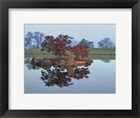Framed Reflections #2, Hocking Hills, Ohio 92