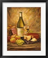 Framed Tuscany Table With Cheese