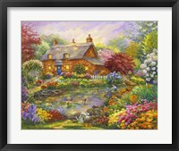 Framed Summer Cottage