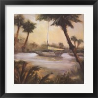 Framed Palm Cove One