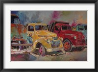 Framed Trucks In Montrose