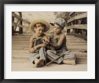 Framed Bayou Boys