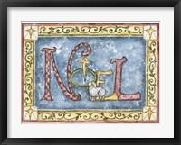 Framed Noel 3