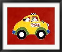 Framed Taxi!