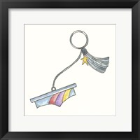 Framed Graduate Keychain