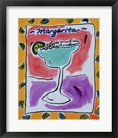 Framed Margarita