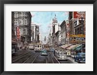 Framed 1941 Market St. San Francisco