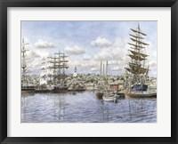 Framed Nantucket, c.1865