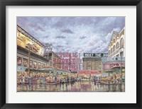 Framed Pike Place Market