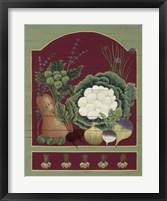 Framed Cauliflower