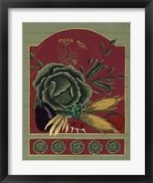 Framed Cabbage