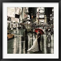 Framed Romance in New York