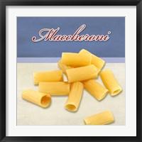 Framed Maccheroni