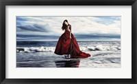 Framed On the Seashore