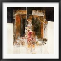 Framed Verso Sera