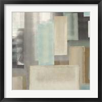 Aqua II Framed Print