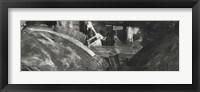 Sfumature di Grigio II Framed Print