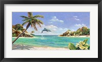 Framed Seychelles