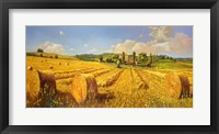 Framed Campo in Toscana