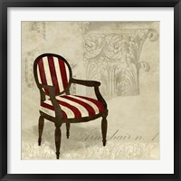 Framed Armchair 1
