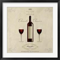 Framed Chianti Classico