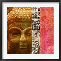 Framed Siddharta (Detail)