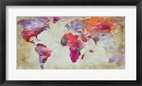 Framed World in Colors