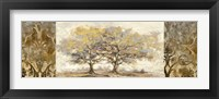 Framed Golden Trees