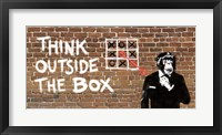 Framed Think Outside of the Box