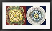 Framed Target Duo I