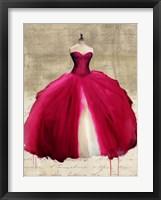 Dame I Framed Print