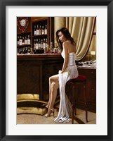 In the Mood for Love II Framed Print