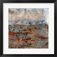 Dusky Horizon II Framed Print