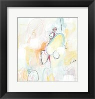 Quarter Note II Framed Print