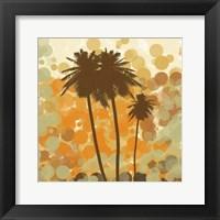 Framed Sunshine Garden I