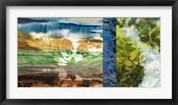Denver Panorama II Framed Print