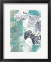 Descending Orbs II Framed Print