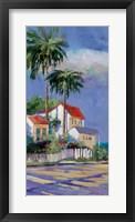 Key West I Framed Print