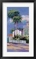 Key West II Framed Print