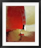 Canyon Light I Framed Print
