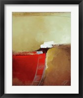 Canyon Light II Framed Print