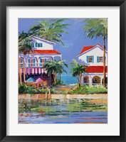 Framed Beach Resort II