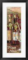 Framed Pinot Noir